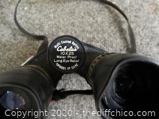 Cabela's  Binoculars