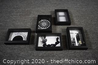 5 Decorative Pictures