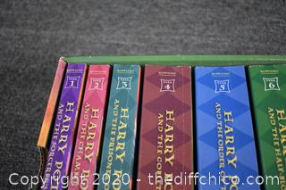 Harry Potter Collectible Books