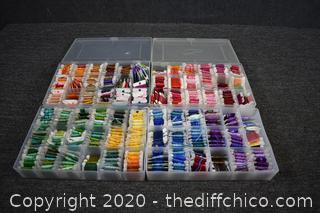 Lot of Needlepoint Thread