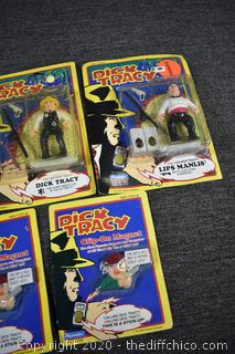 Dick Tracy and Roger Rabbit Collectible