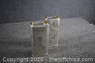 2 Fuel Cans