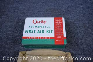 Automobile First Aid Kit