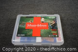 Never Opened First Aid Kit