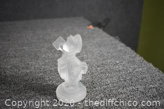 Goebel Crystal Figure - Made in Germany