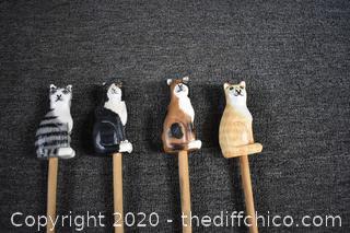 Cat Kitchen Utensils