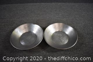2 Gold Pans