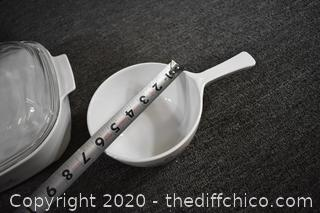 7 Pieces of Corning Ware Cookware