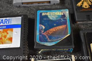 Mixed Lot of Games