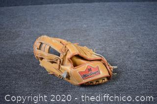 Left Handed Baseball Glove