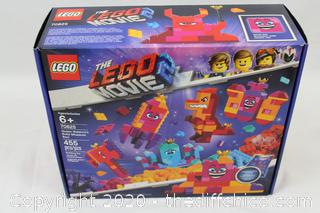 NEW SEALED LEGO Movie Queen Watevra's Build Whatever Box! 70825