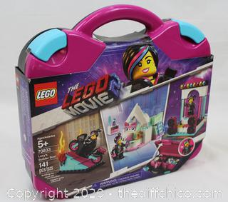 NEW SEALED LEGO Movie Lucy's Builder Box! 70833