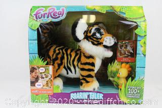NEW furReal Roarin' Tyler, The Playful Tiger