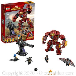 NEW SEALED LEGO Marvel Super Heroes Avengers: Infinity War The Hulkbuster Smash-Up 76104