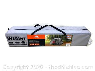 NEW Ozark Trail 8' X 8' Instant Sun Shade Portable Beach Canopy Shelter