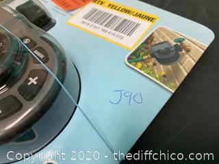 Orbit 2 Outlet Hose Faucet Timer (J90)
