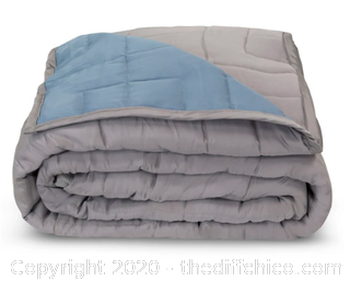 Moonstone Bamboo Cooling Weighted Blanket  (J124)