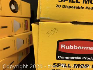 Rubbermaid Spill Mop Kit (J133)
