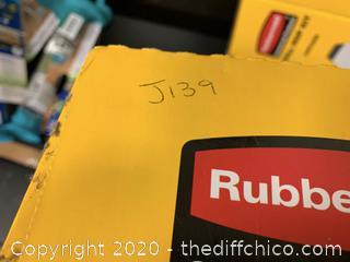 Rubbermaid Spill Mop Kit (J139)