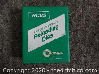 Used Reloading Dies 17 REM