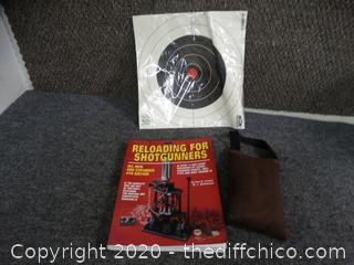 Reloading Book, & More