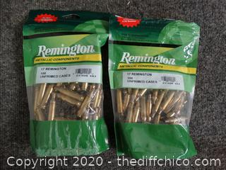 17 Remington Reloads