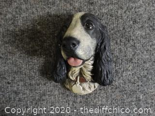 Bosson Dog Head Made In England