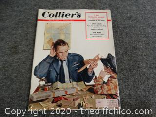 Colliers May 23 1953 Magazine