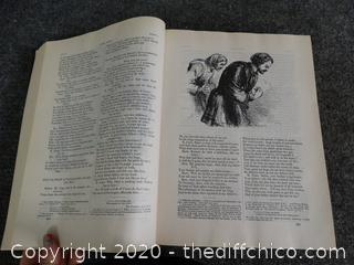 The Globe Illustrated Shakespeare Book