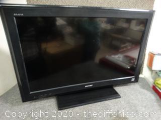"""Sony 32"""" TV Works"""