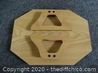Foldable Tray