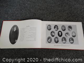 1914 Chico High Year Book