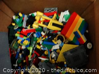 Box Of Legos
