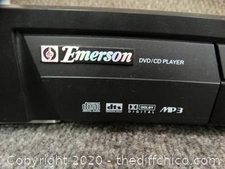 Emerson DVd Player