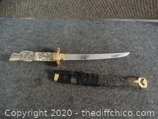 440 Stainless Steel Sword