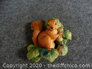 Bosson Squirrel  Made In England