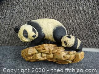 Panda Bear Bosson Made In England