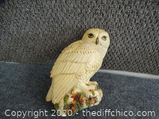Owl Bosson Made In England