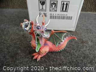 """Mood Dragon """"Cocky """" Numbered"""