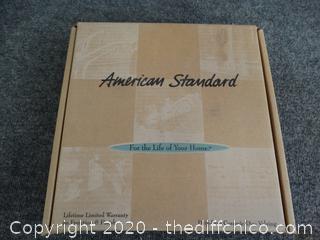 American Standard Drip Free Ceramic Disc Valve