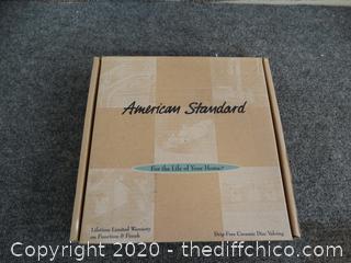 American Standard  Hampton  Deck Mount Tub System Filter