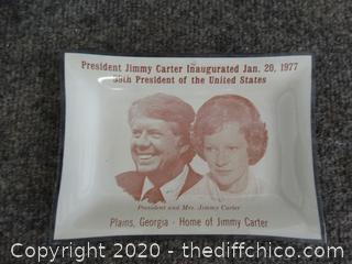 President Jimmy Carter Dish
