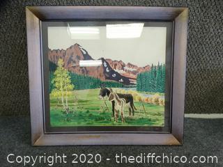 Signed Framed Art