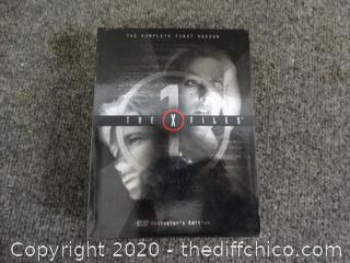 X-Files 1st Season