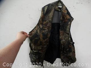 Quail Unlimited Hunting Vest