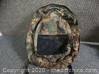Mad Dog Gear Back Pack