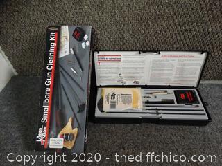 Smallbore Gun Cleaning Kit