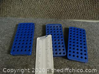 Frankford Reloading Trays