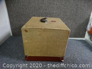 TDC Slide Projector