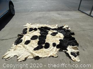 Large Piece of CowHide
